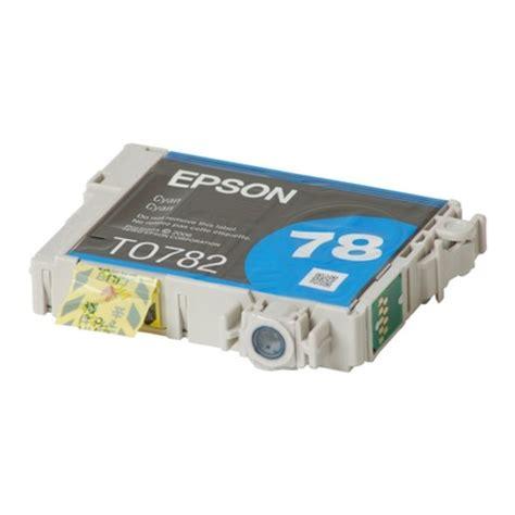 Printer Epson R280 epson stylus photo r280 cyan inkjet cartridge genuine g9574