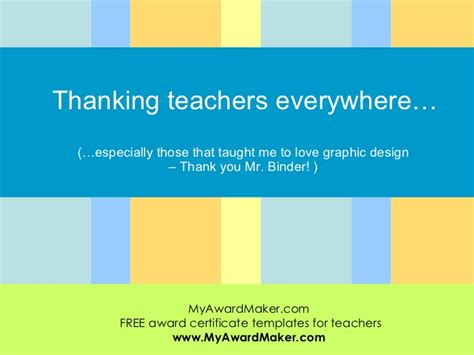 Celebrating Teachers   Quotes of Appreciation