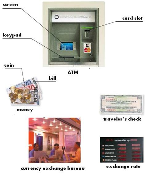 learn through pictures falibo learn through pictures bank and money falibo