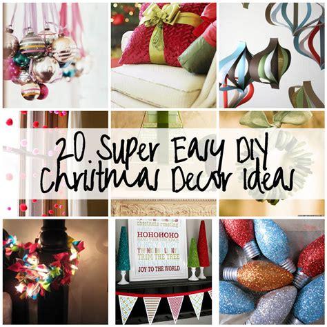 diy christmas decor ideas on a budget handmade christmas