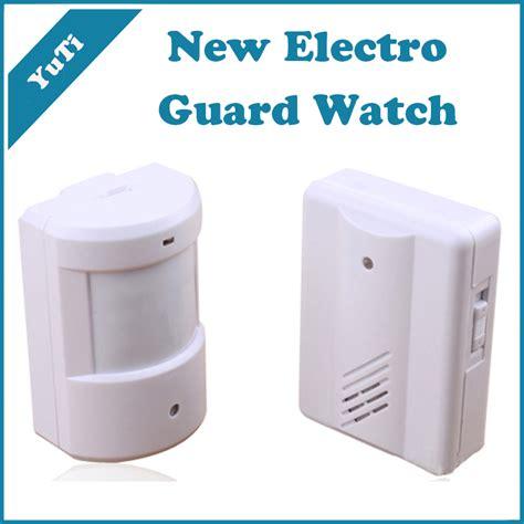 driveway patrol wireless motion sensor detector alarm