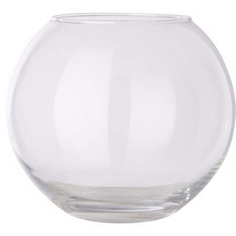 george home glass bowl vase clear home accessories
