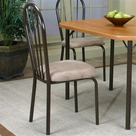 Cramco Furniture by Cramco Inc Cramco Dinettes Heath Side Chair W