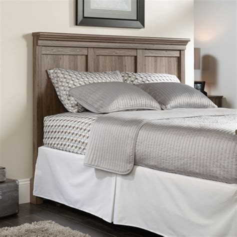 sauder headboard sauder 419249 barrister lane queen headboard the