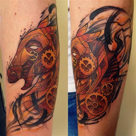 steam punk tattoo 26 steunk designs ideas design trends