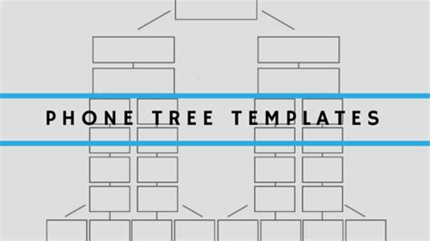 Your Complete Guide To Phone Tree Systems Blank Phone Tree Template