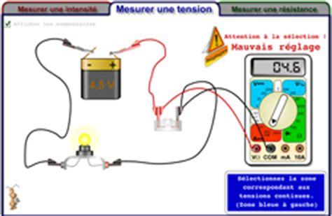 Tester Un Fusible Sans Multimetre 3914 by Espace P 233 Dagogique Physique Chimie Utiliser Le Multim 232 Tre