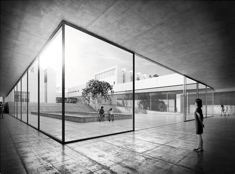 Foyer Museum by Quot Moving Forward Quot Winning Design And Prizewinners For The