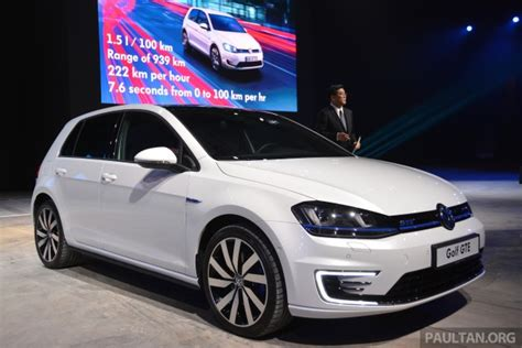 volkswagen malaysia ad volkswagen golf gte coming to malaysia in 2015