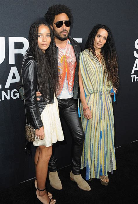 whos zoe kravitz dad lisa bonet and her daughter zoe kravitz could pass as twins