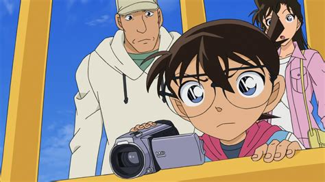 Detective Conan 2 12 days of anime 2017 what s it like detective