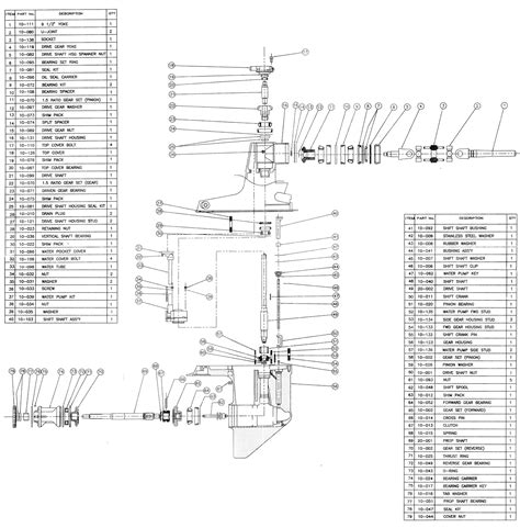 mercruiser alpha one outdrive parts diagram mercruiser konrad alpha outdrive assembly diagram boat