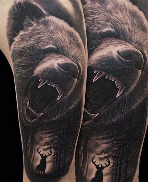 native american bear tattoos 17 best images about american tattoos on