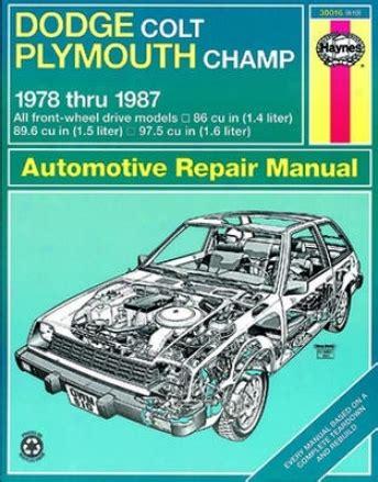 service manuals schematics 1993 dodge colt auto manual 1993 plymouth colt free repair manual air bags service manual 1994 plymouth colt free repair