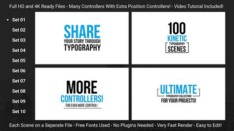 kinetic typography tutorial flash cs6 100 clean minimal kinetic typography corporate envato