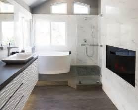 Hansgrohe Bathtub Yorba Linda Residence Contemporary Bathroom Los
