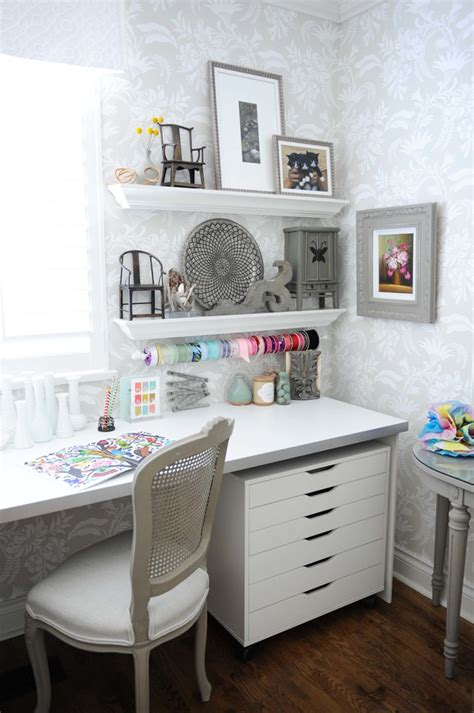 shabby chic home office furniture 15 fresh home office design ideas
