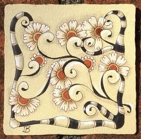 zentangle pattern henna drum divas henna and challenges on pinterest