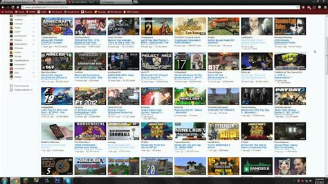 youtube layout grid get the old youtube layout back august 2013 youtube