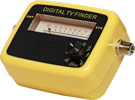 aust digital tv antenna signal meter strength finder  ebay