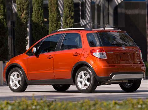 Suzuki Sx4 2006 2006 Suzuki Sx4 Image Http Www Conceptcarz Images