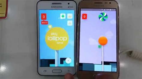 Samsung J2 Lolipop Galaxy 2 Vs Galaxy J2 Lollipop Rom