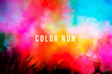 what to do when colors run in the wash color run brisbane 2014