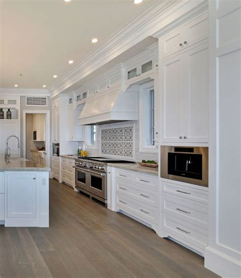 white kitchen cabinet styles white cape cod house design home bunch interior