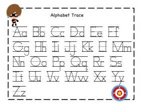 Abc tracing sheets for preschool kids kiddo shelter