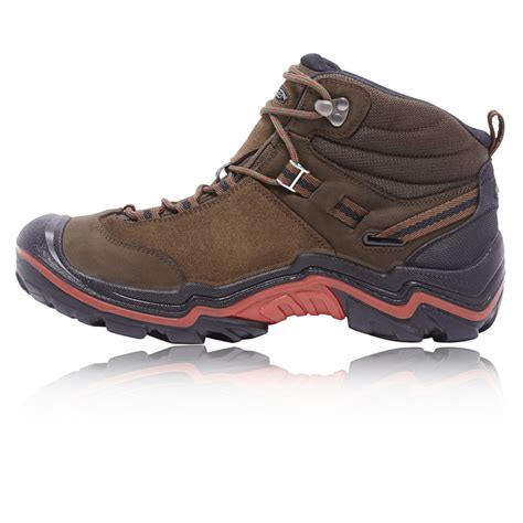 walking sports shoes keen wanderer womens brown waterproof walking outdoors