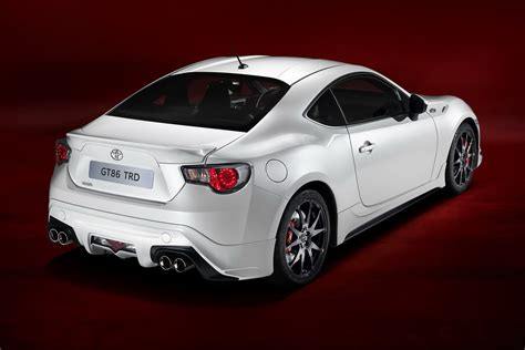 Toyota Trd Accessories Trd Performance Line Accessories For The Toyota 86 Image