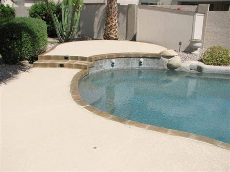 phoenix cool decking contractor sledge concrete coatings