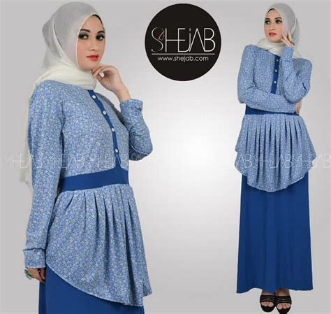 Fashion Wanita 79 fashion busana muslim dewasa terbaru untuk wanita