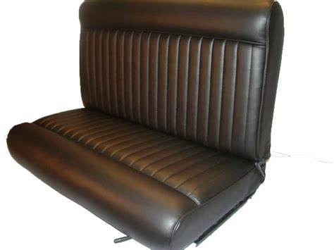 custom bench seat custom built seat for a 32 ford roadster upholstery