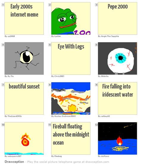 Early Internet Memes - early 2000s internet meme