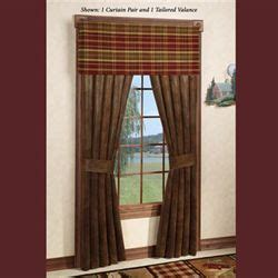 Window curtains drapes and valances touch of class