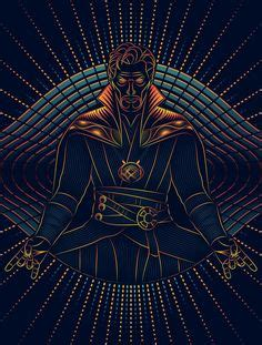 Doctor Strange 02 Poster Marvel Bingkai Poster Vintage doctor strange review or when there s always