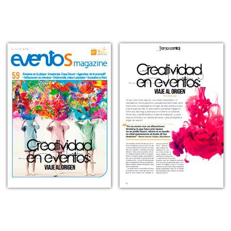 event design magazine eventos magazine design leone