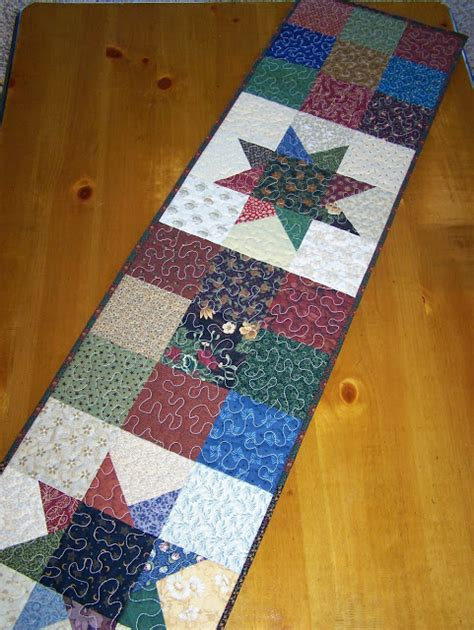 construct 2 runner tutorial scrappy 9 patch table runner busy hands quilts stars in a 9 patch table runner