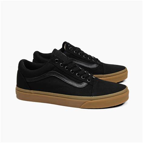 Vans Oldskool Black Gums sneaker bouz rakuten global market vans vans school s skool canvas black light