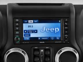 Jeep Stereo System 2015 Jeep Wrangler Unlimited Factory Radio Autos Post