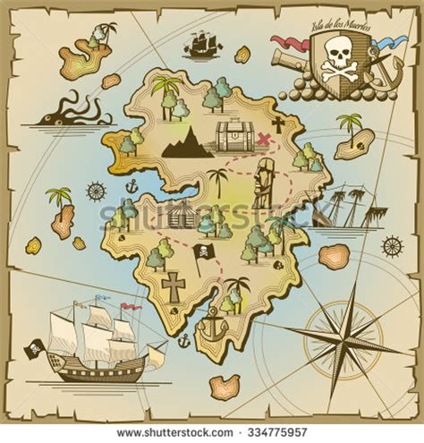 treasure how to free of five patterns that hide your true self books vintage pirate map stock photos images pictures
