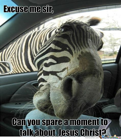 emo zebra doesnt play with other zebras funny meme image