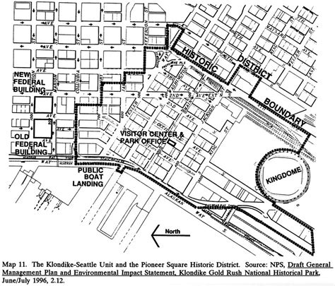 seattle underground map file map of pioneer square historic district jpg