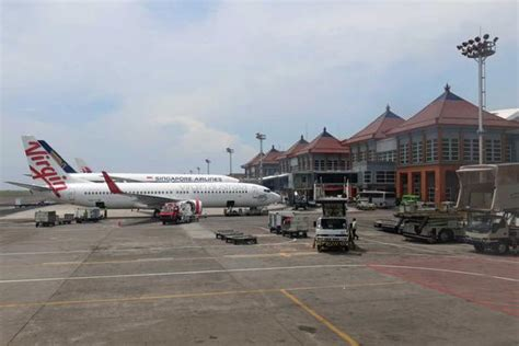 airasia office bali airport airlines developing hub airports on indonesia s resort