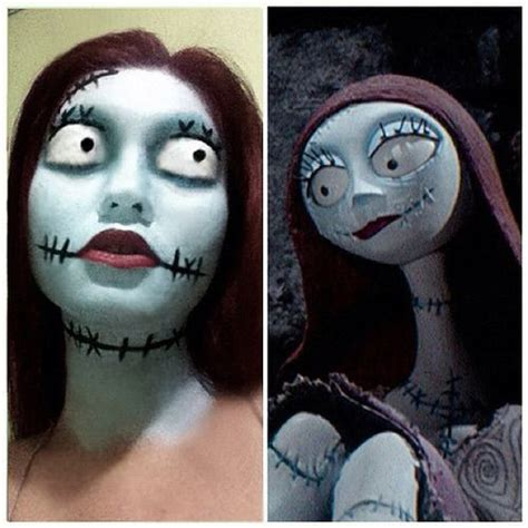 google christmas makeup sally nightmare before makeup search