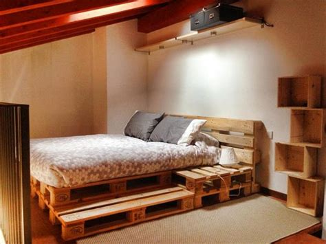 insanely genius diy pallet bed ideas   leave