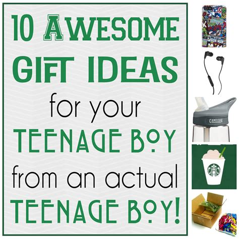 10 awesome gift ideas for teenage boys awesome gifts