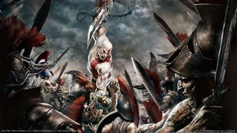 wallpaper of latest game god of war 2 new game wallpapers hd wallpapers id 1617