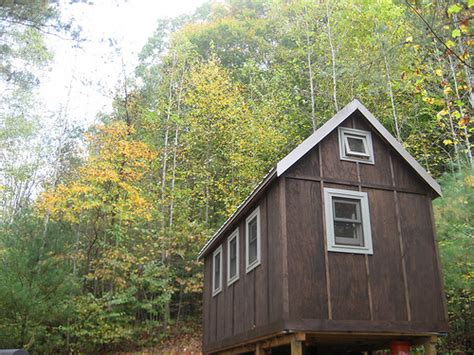 tiny homes on foundations in 120 square our tiny house foundation